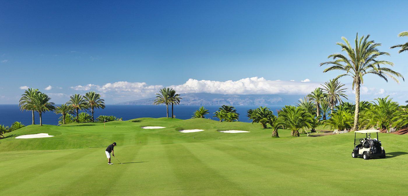 Abama Golf en Las Terrazas de Abama