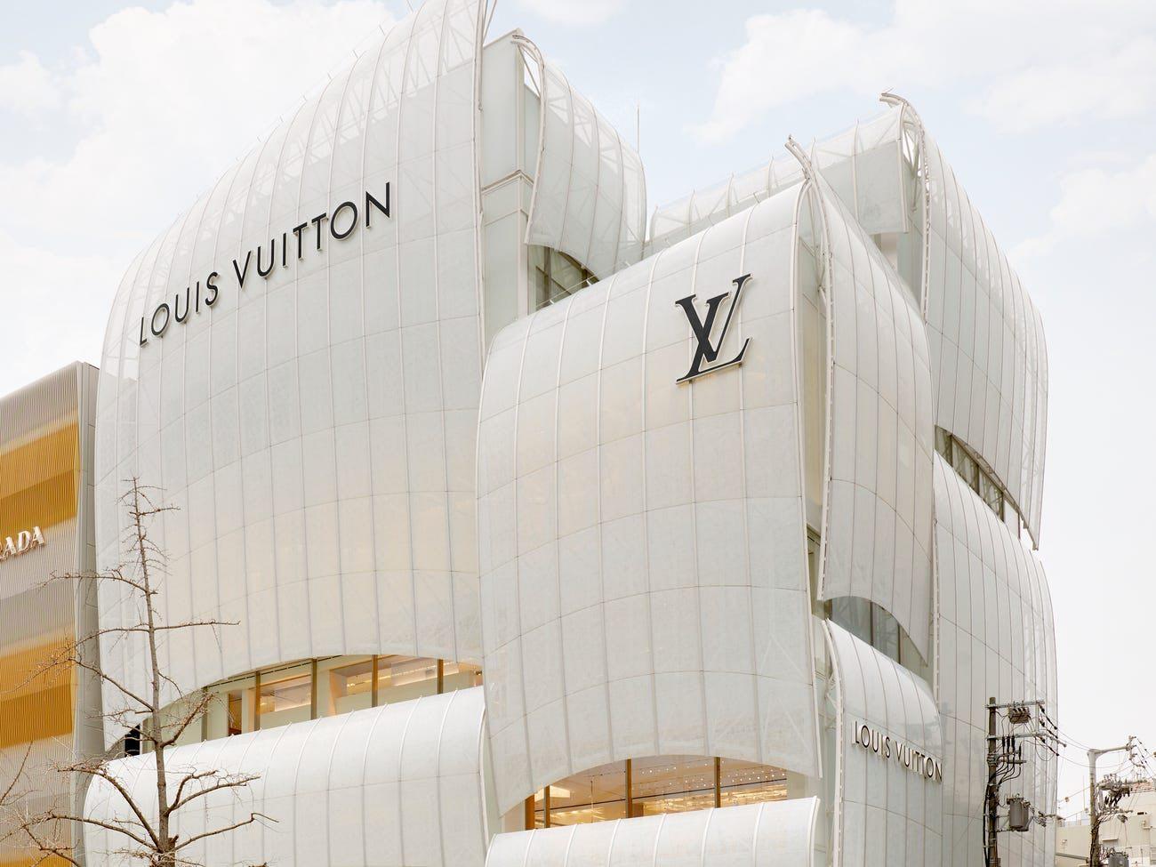 El primer restaurante Louis Vuitton abre en Osaka, Japón