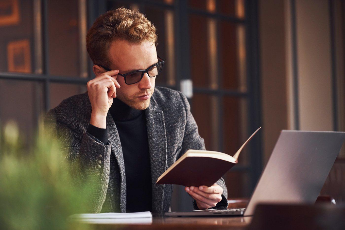 12 razones por las que las personas que leen son más exitosas.