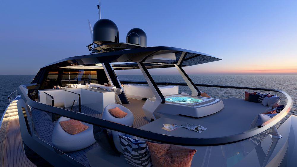 ICE Kite por Red Yacht Design