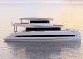 El catamarán eléctrico solar más espacioso hasta la fecha