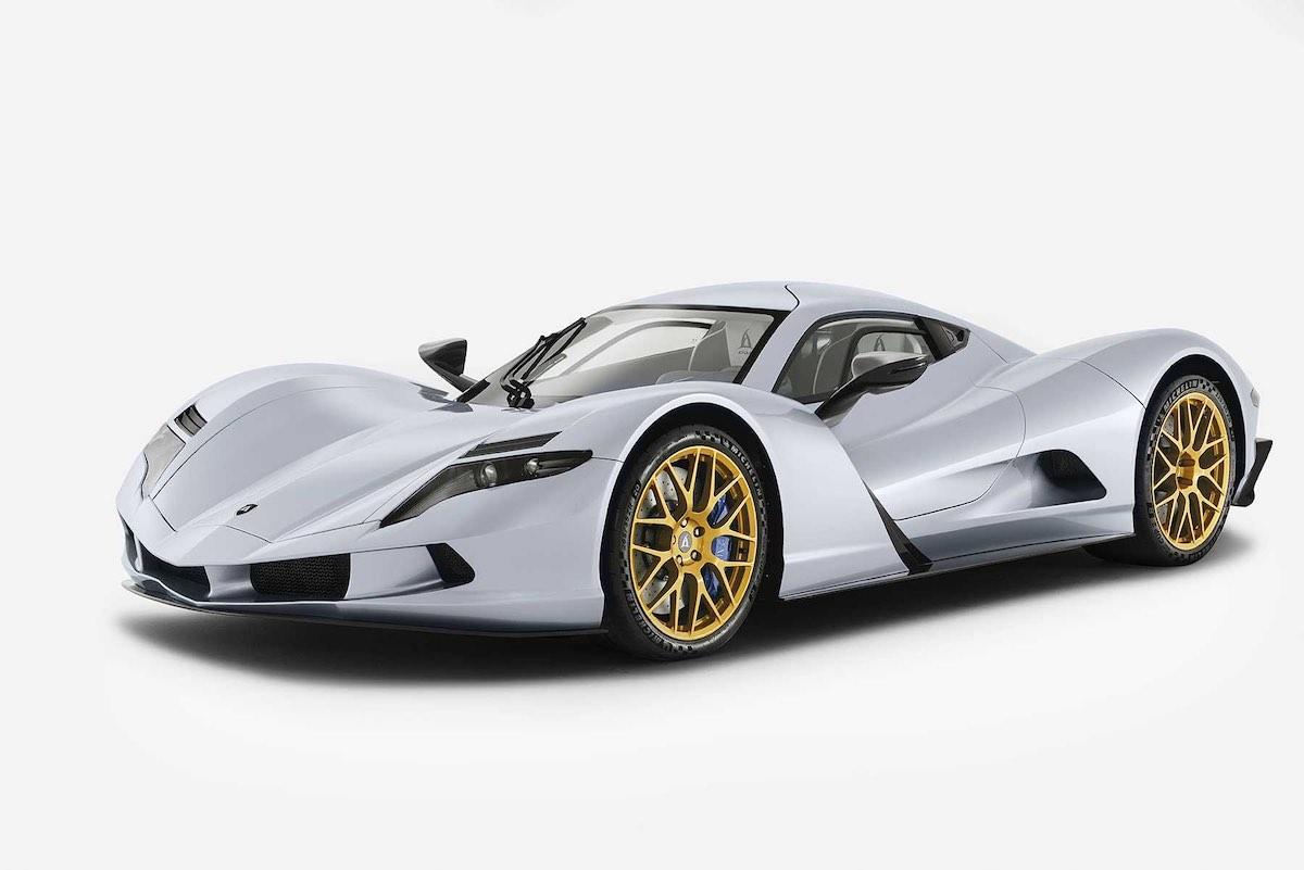 Aspark Owl: Uno de los 7 autos eléctricos más rápidos del mundo.