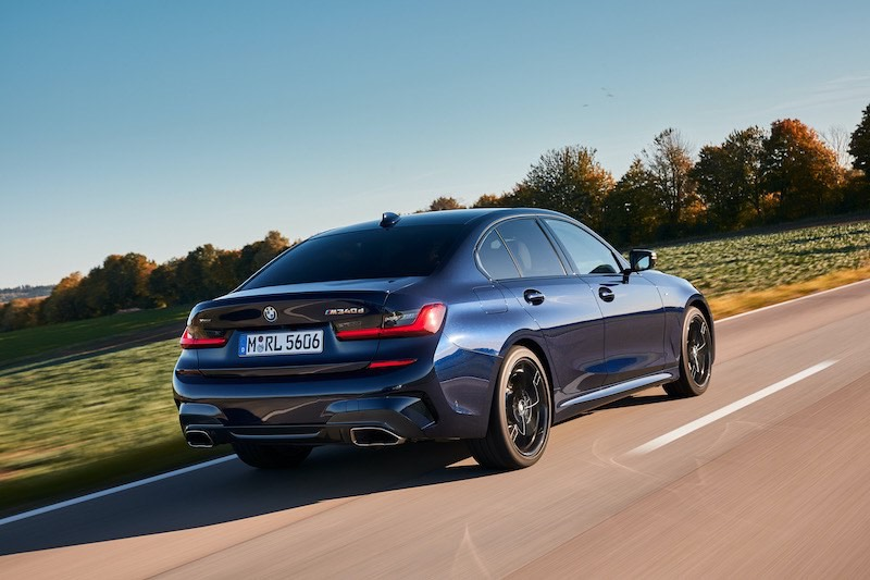 BMW M340d xDrive Berlina
