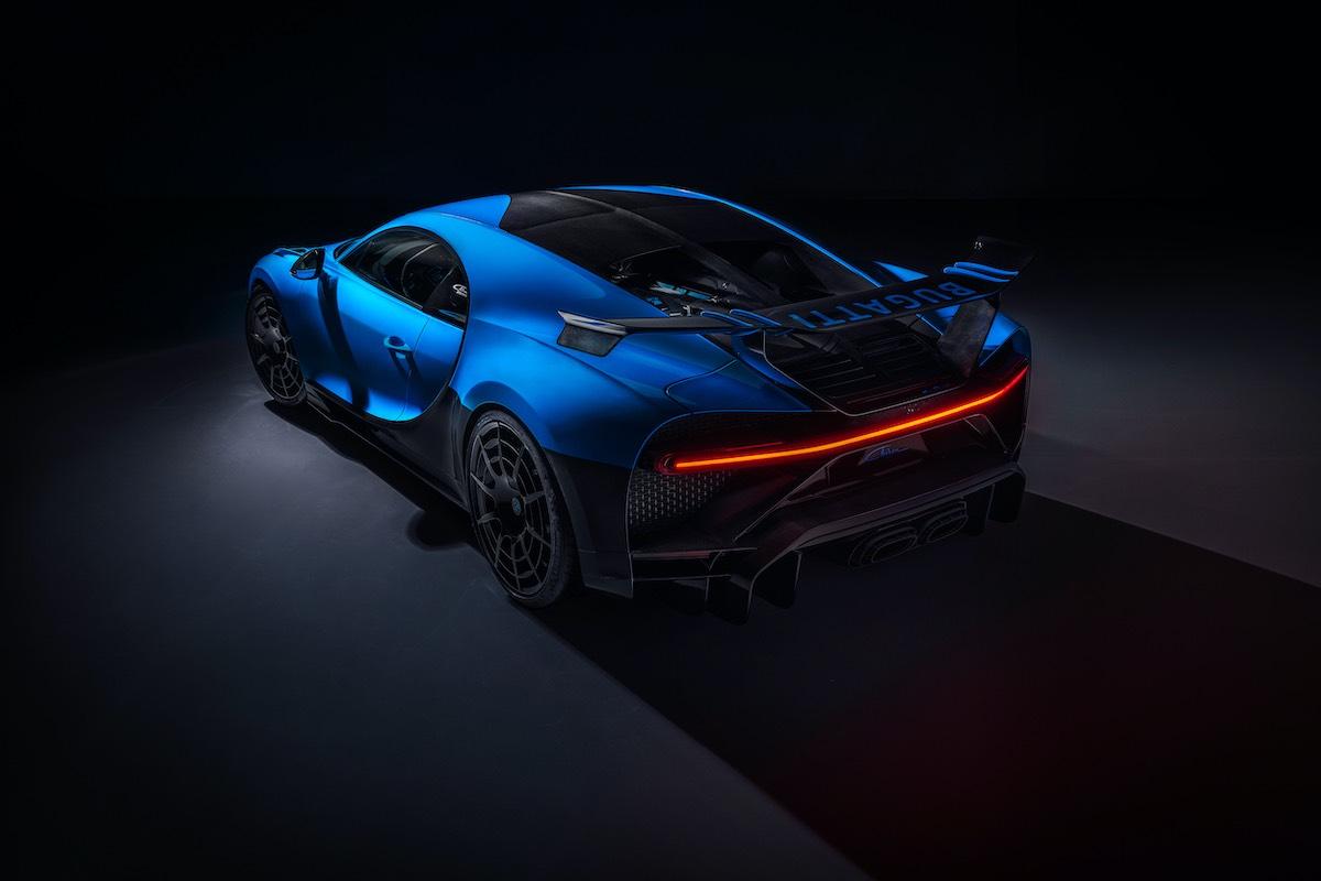 Bugatti Chiron Pur Sport, el nuevo hiperdeportivo de $3,6 millones enfocado más en las curvas y los circuitos