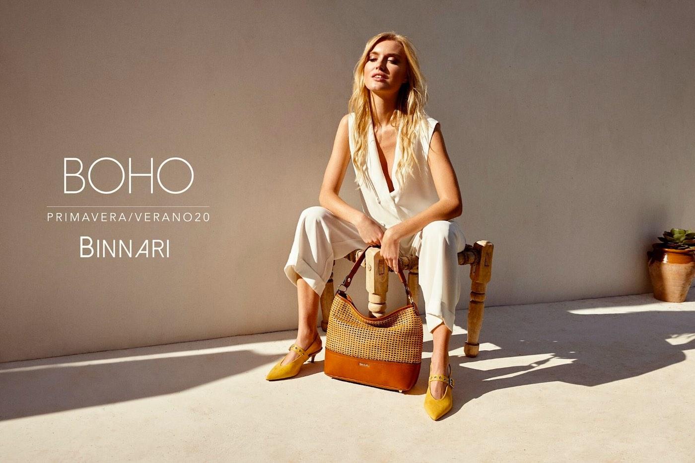 Colección Boho: lo más nuevo de Binnari para esta nueva temporada