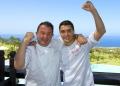 Martin Berasategui y Diego Dato