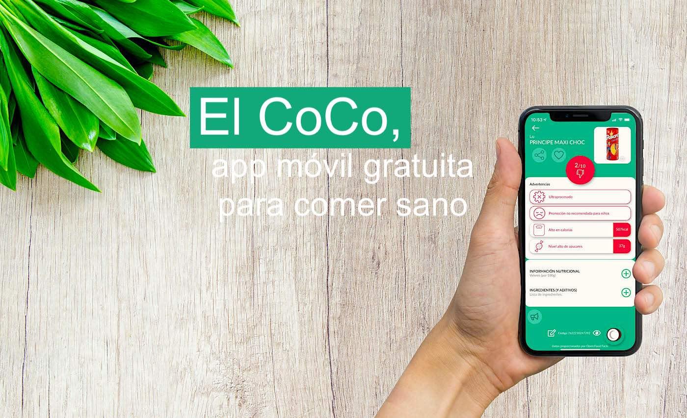 El CoCo aplica las recomendaciones de la OMS y crea un algoritmo nutricional con criterios científicos