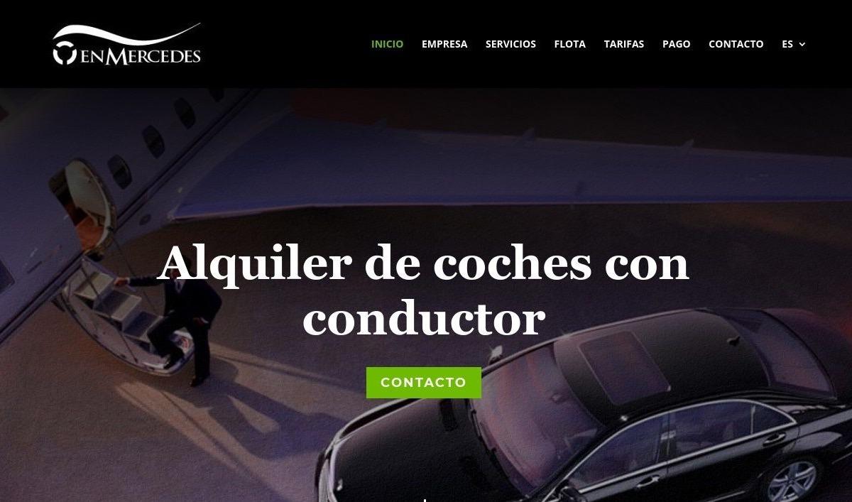 EnMercedes.com estrena nueva página web con un diseño moderno, fluido y multidispositivo