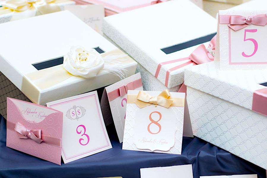 Las invitaciones de boda