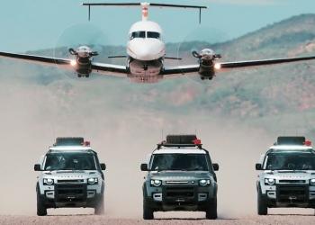 El nuevo Land Rover DEFENDER: el último 4x4 para aventuras extremas