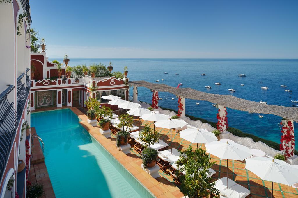 Le Sirenuse, Italia: Los 10 resorts de playa más lujosos para estudiantes.