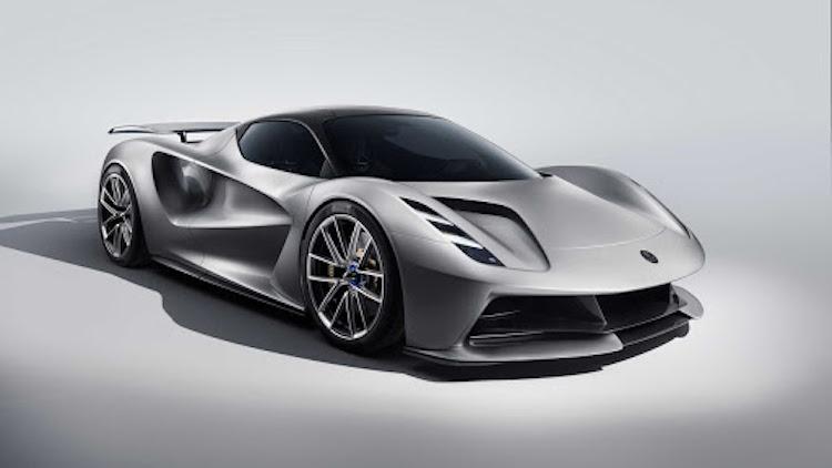 Lotus Evija: Uno de los 7 autos eléctricos más rápidos del mundo.