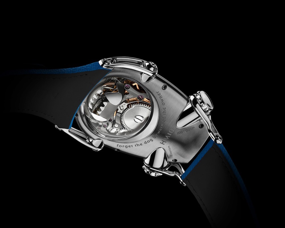MB&F presenta su Horological Machine No.10 inspirado en el Bulldog