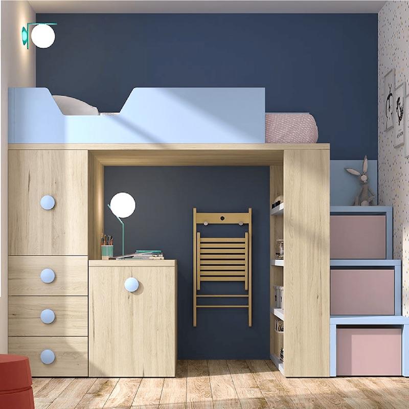 Menamobel explica cómo diseñar un espacio adecuado para teletrabajar durante el confinamiento.