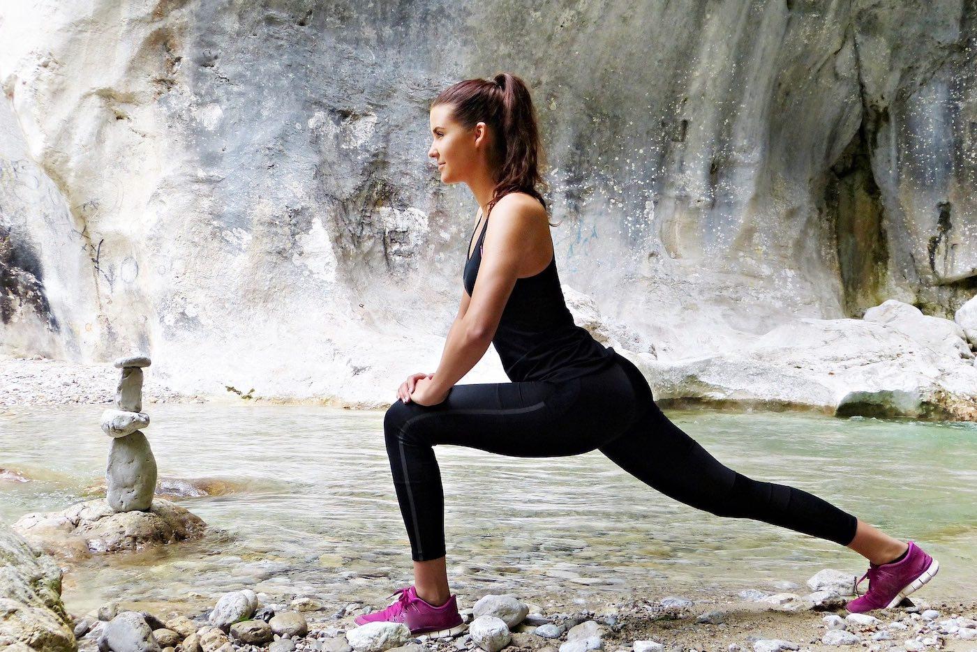 Gisela Intimates señala las principales razones para hacer ejercicio usando la ropa deportiva adecuada.