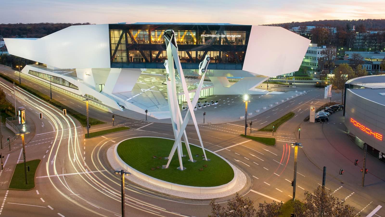 El Museo Porsche aumenta su oferta digital