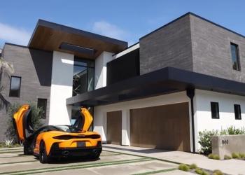 Hermosa mansión frente al mar de Newport Beach, California a la venta por $11.650.000