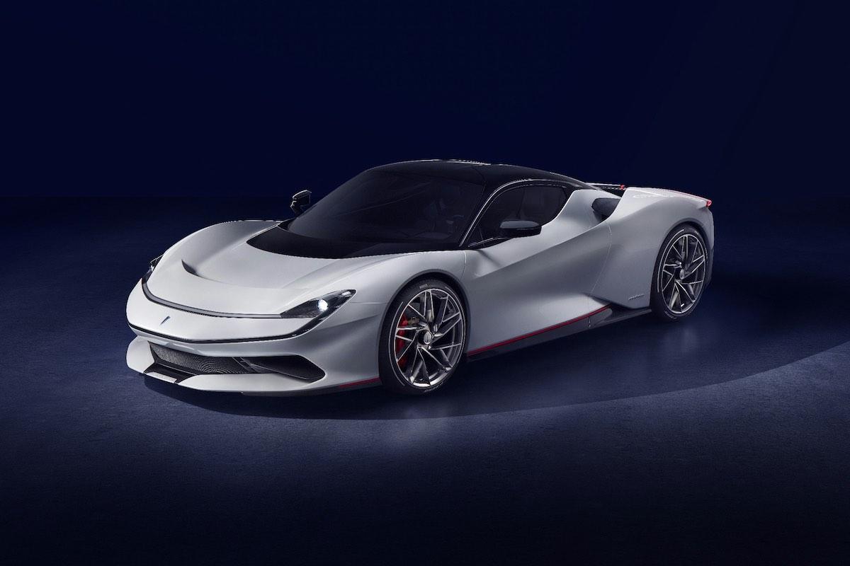 Pininfarina Battista: Uno de los 7 autos eléctricos más rápidos del mundo.