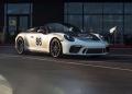 Porsche y RM Sotheby's subastan el último modelo de la generación 991 para luchar contra el COVID-19.