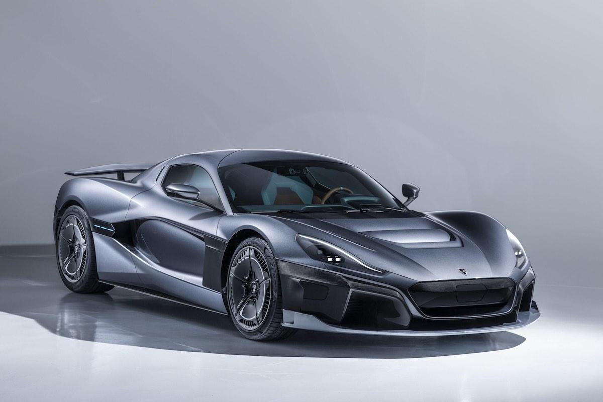 Rimac C_Two: Uno de los 7 autos eléctricos más rápidos del mundo.