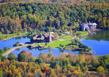 Majestuosa finca rural Savannah Dhu en Nueva York por $65 millones