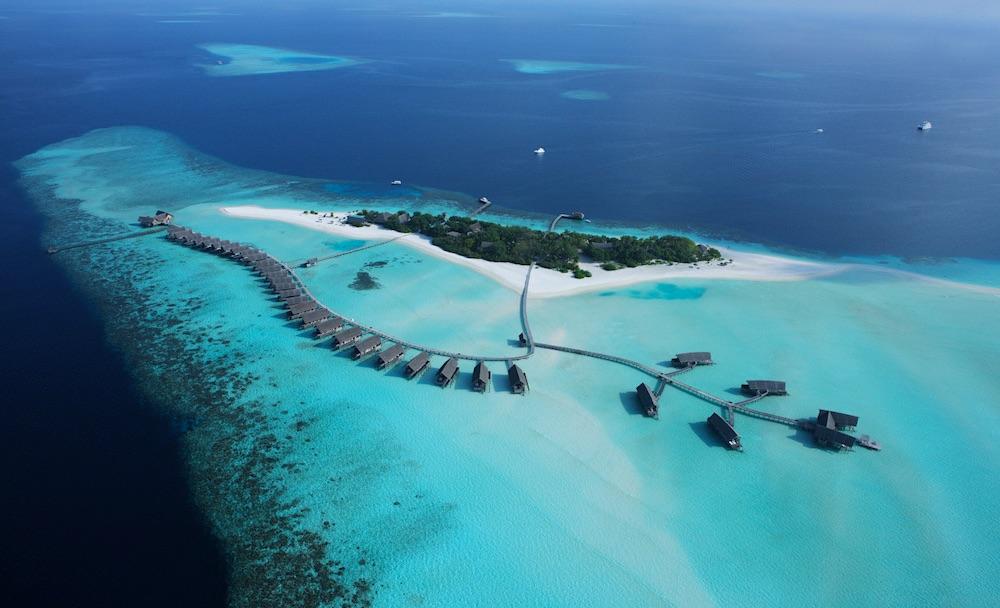 The Cocoa Island by COMO: Los 10 resorts de playa más lujosos para estudiantes.