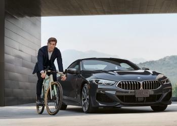 bicicleta 3T for BMW Exploro