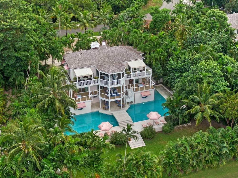 La casa de vacaciones de Jackie Kennedy en la isla de Bahamas sale al mercado por $5,5 millones