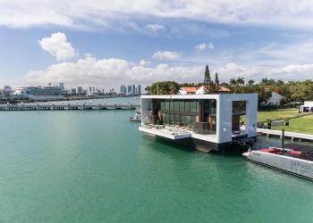 Casa flotante Arkup