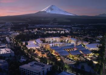 Woven City, ciudad del futuro por Toyota