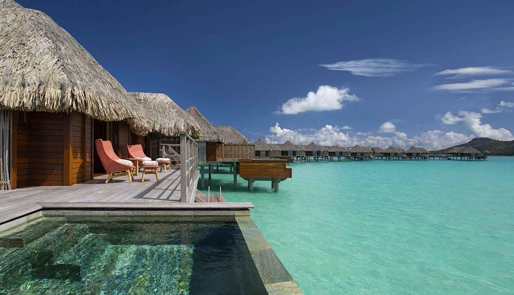 Four Seasons, Bora Bora: Los 10 resorts de playa más lujosos para estudiantes