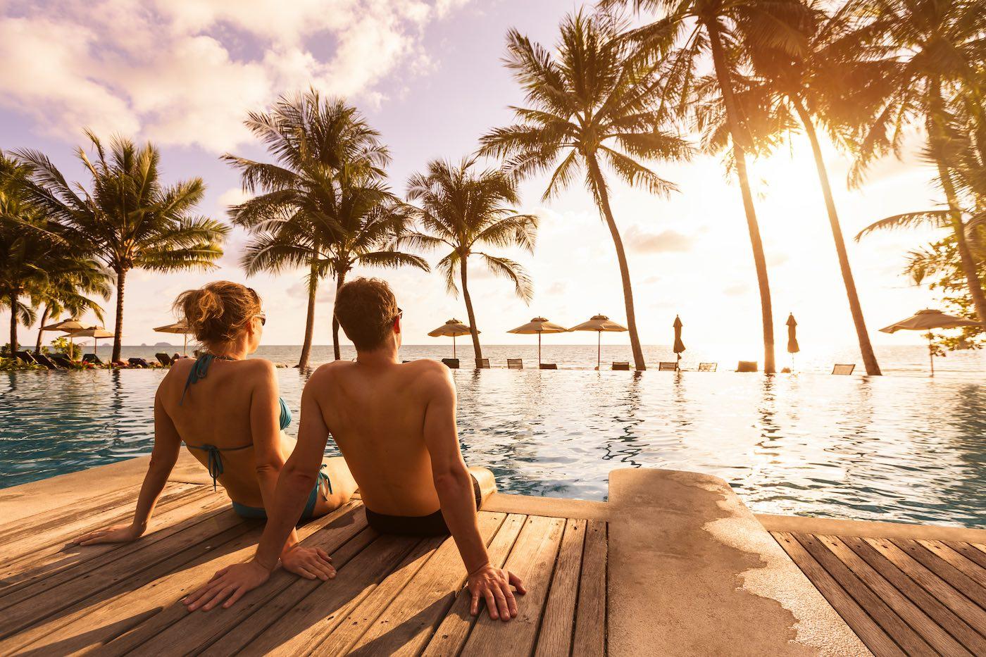 Los 10 resorts de playa más lujosos preferidos por los estudiantes