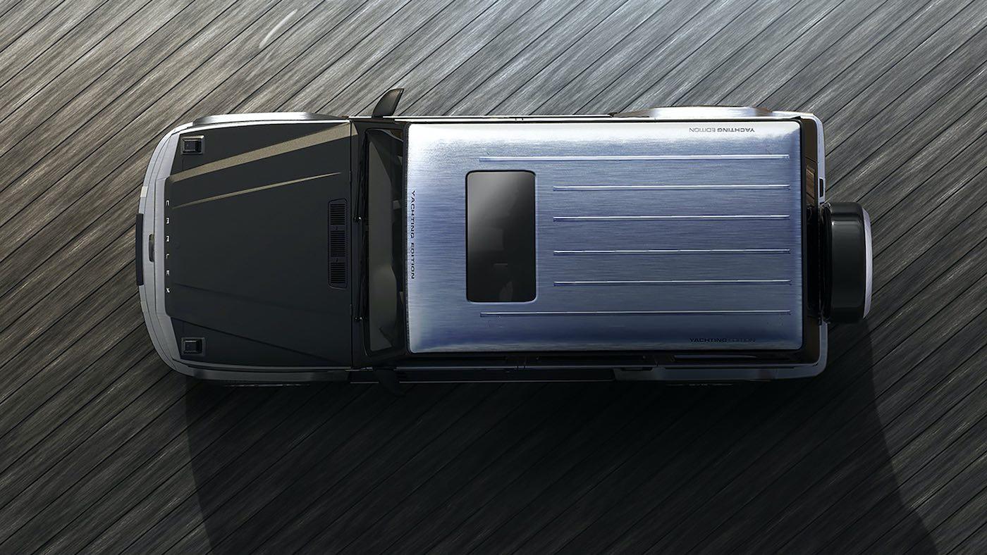 Carlex Design se supera con su G63 AMG G-Yachting, un exclusivo todoterreno náutico
