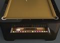 La mesa de pool más lujosa, avanzada y exclusiva en el mundo.