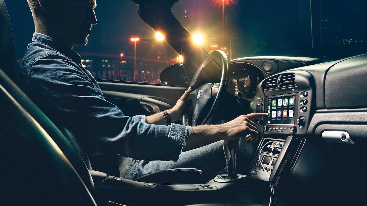 Porsche Classic Communication Management: adaptado a los tiempos