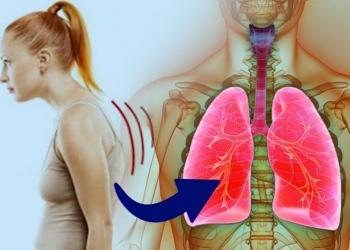 La mala postura provoca deficiencia respiratoria y pulmonar: AAPM&R