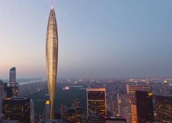 Este mega proyecto podría convertirse en uno de los edificios más emblemáticos del mundo.