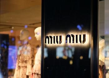 Miu Miu abrió su primera tienda independiente en China