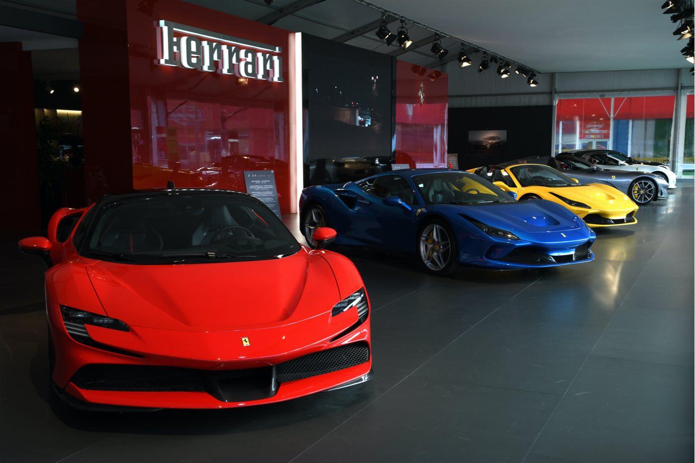 Ferrari obtuvo la asombrosa cifra de $94.000 en ganancias por cada superdeportivo que vendió en 2019