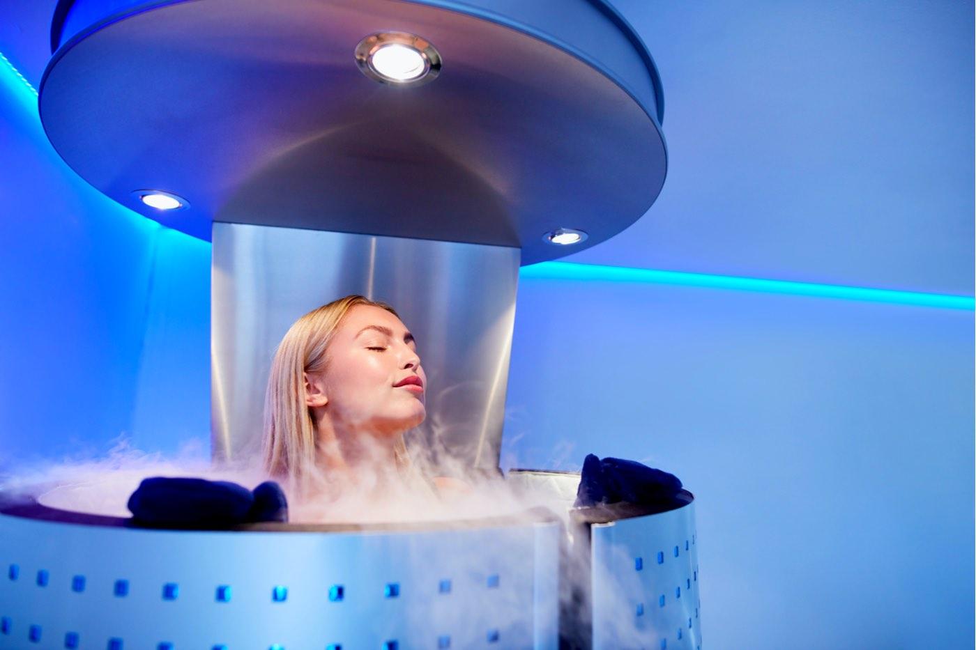 Alquilar cabinas de crioterapia de Cryosense, la solución económica para disfrutar sus propiedades.
