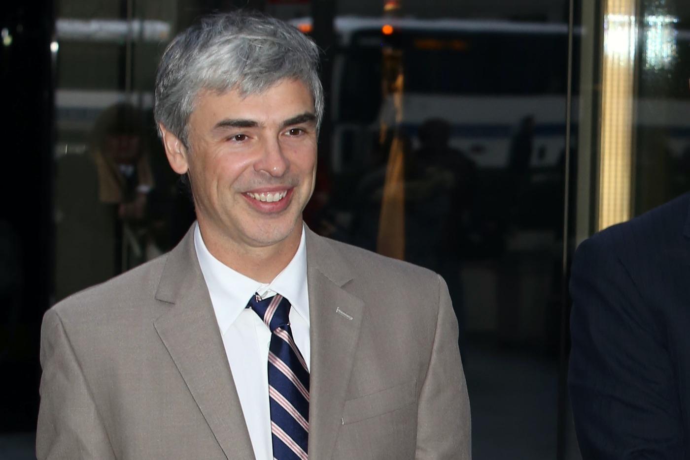 Centimultimillonarios del mundo: Larry Page