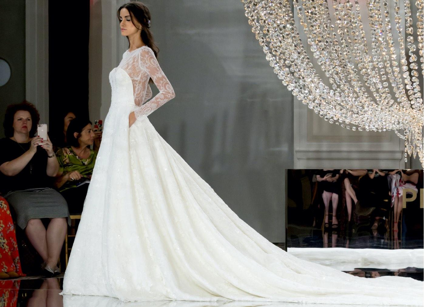 Pronovias ofrece vestidos de novia gratis para todo el personal hospitalario que lucha contra el Covid-19