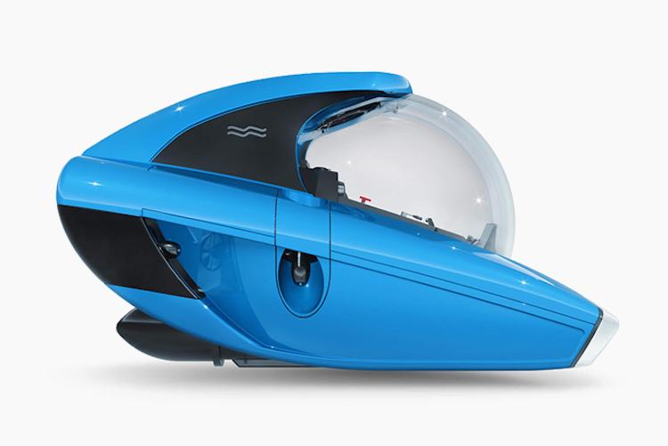 El submarino personal más ligero del mundo está a la venta y puede ser tuyo