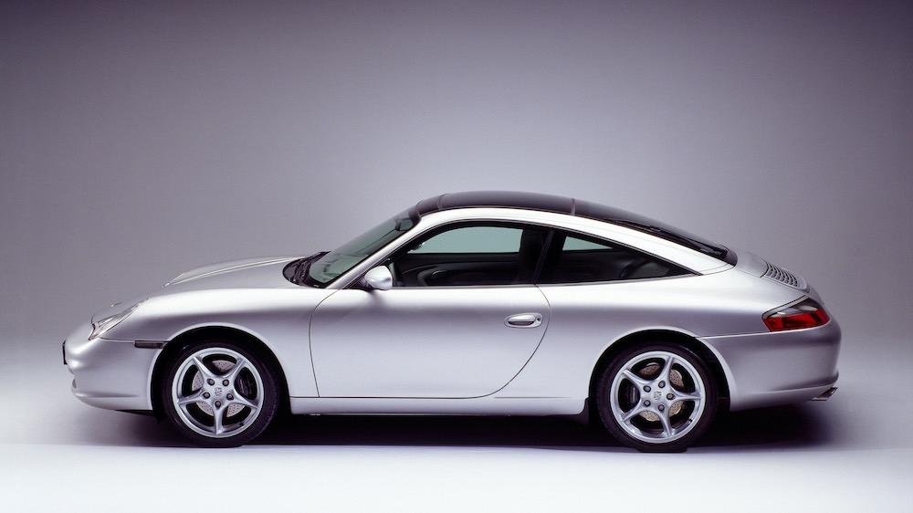 911 Targa Type 996: un nuevo capó trasero para el Targa