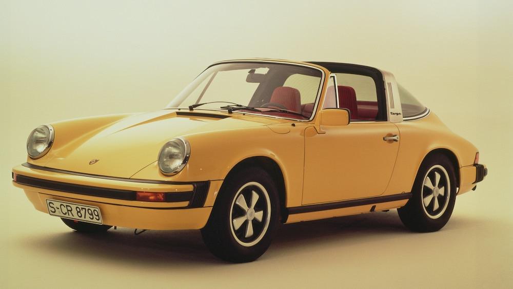 Diversas opciones Targa para los modelos de la serie G
