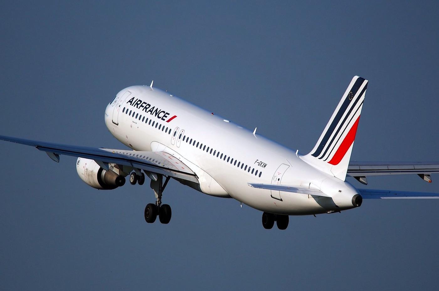 Controles de temperatura se implementan progresivamente a la salida de todos los vuelos operados por Air France a partir del 11 de mayo 2020