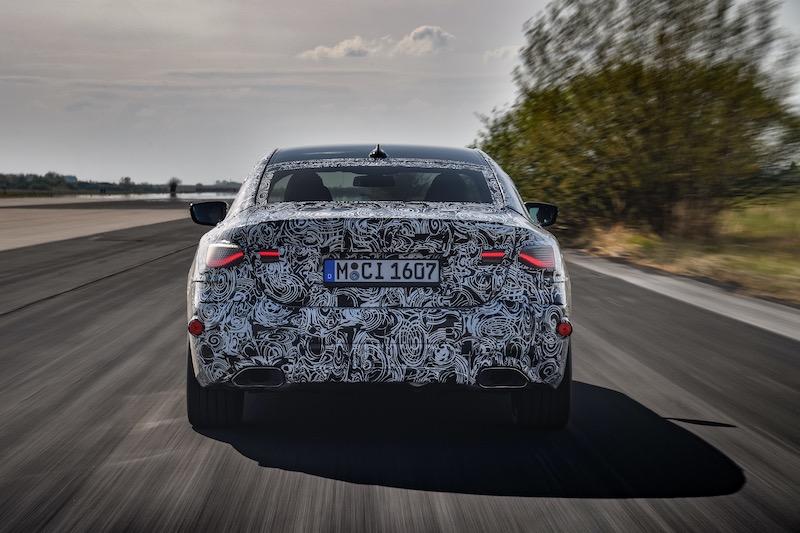 El nuevo BMW Serie 4 Coupé entra en su fase final de pruebas