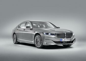 Híbrido enchufable BMW Serie 7