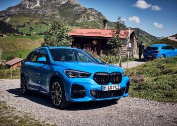 Precios para España: Nuevo BMW X1 xDrive25e (híbrido enchufable)