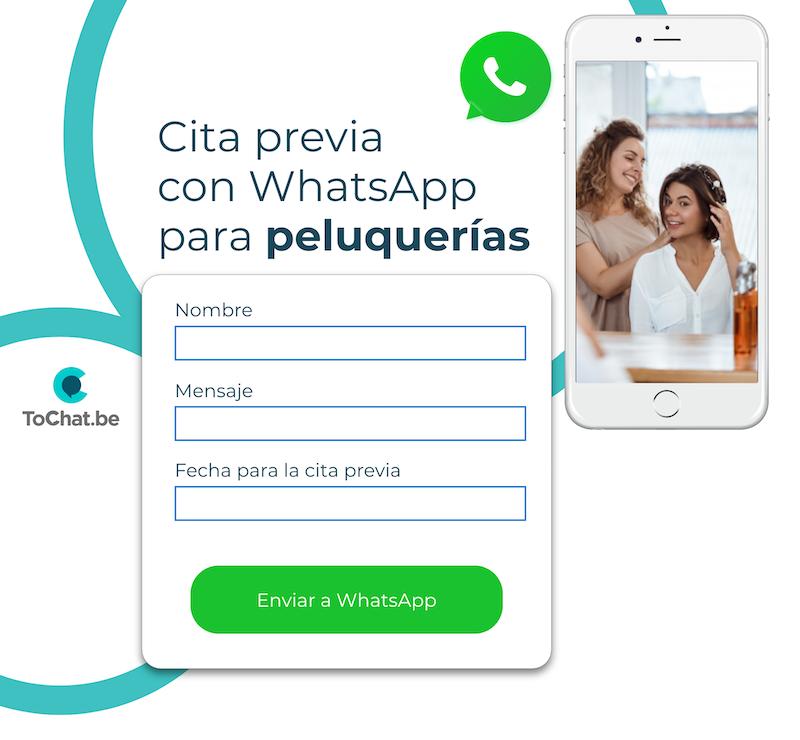 Sistema de cita previa ToChat.be